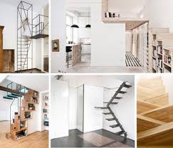 Compact Loft Stairs Main
