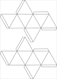 DIY Geometric Paper Folding Ornament