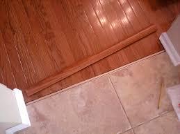 ceramic tile hardwood floor transition tiles flooring