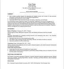 Resume Builder Premier Sarasota Resumes
