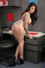 Darling Danika screws a coworker in her red lingerie Naughty.