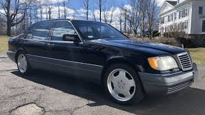 The biggest, baddest benz just got replaced by a new one that's bigger and badder. 1995 Mercedes Benz S600 Vin Wdbga57e8sa226583 Classic Com