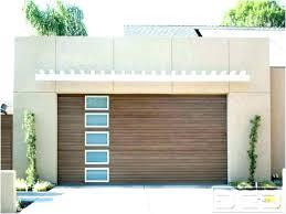 modern garage door cost garage doors modern design a comfy modern garage door s wood garage