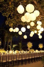 garden party lighting ideas. Outdoor Paper Lantern Party Lights Designs Garden Lighting Ideas