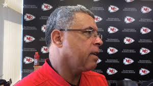 Chiefs WR coach David Culley on Tyreek ...