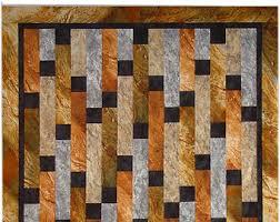 Masculine quilt | Etsy & The Man Quilt Pattern pdf Download Adamdwight.com