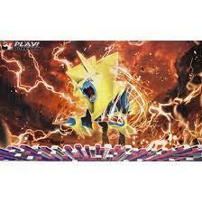 Mega Voltenso - Play! Pokemon Spielmatte / Playmat