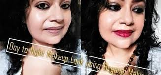 day to night makeup with indian organic free makeup s less than rs 500