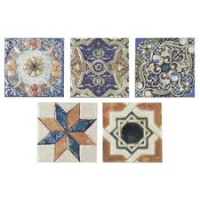 Decorative Ceramic Tile Accents 100x100 Decorative Accents Tile The Home Depot 77
