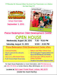 best images of day care open house flyer day care center open child care open house flyer