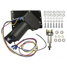 1958 chevy car electric wiper motor conversion kit 2 speed Chevy Truck Wiring Harness at 1958 Chevy Wiring Harness