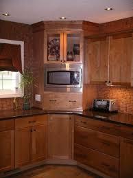 Marvellous Microwave Corner Cabinet 47 On Interior Designing Home Ideas  with Microwave Corner Cabinet
