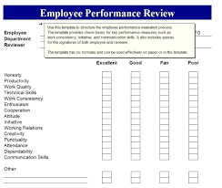 Employee Performance Template Employee Performance Review Form Appraisal Template April Onthemarch