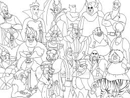 Small Picture Disney Villains by Horskan on DeviantArt