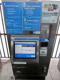 Vending Machines Perth Delectable Perth's SmartRider Vs Melbourne's Myki Daniel Bowen Dot Com