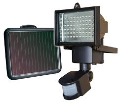 Solar Powered Flood Lights And LED Floods U2013 FloodListSolar Security Light With Motion Sensor Review