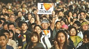 「◎太陽花學運 年輕人認同台灣」的圖片搜尋結果