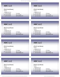 business cards with word business card templates for word