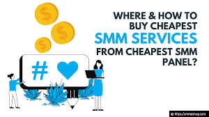 Where & How to Buy Cheapest SMM Services from Cheapest SMM Panel? | by The  SmartWare | SMMeShop.com | Medium