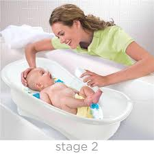 baby bath tub with shower summer infant newborn to toddler bath tub center blue image baby bath tub with shower