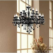 black crystal chandeliers at factory direct color custom in chandelier designs 11