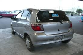 Used Auto Sales: 2001 TOYOTA VITZ