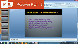 Create A Ppt How To Create A Slideshow In Powerpoint Ppt On Laptop Youtube