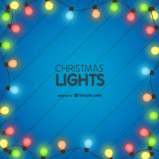 free christmas lights backgrounds. Perfect Lights Colorful Christmas Lights Background Free Vector Throughout Lights Backgrounds H