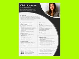 Free Modern Resume Templates Delectable Modern Resume Template Windows Kubreeuforicco