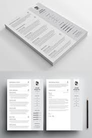 Clean Professional Resume Clean Professional Resume Template