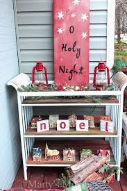 inexpensive deck decorating ideas for christmas that even you can
