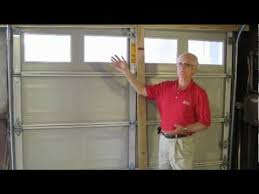 garage door braceHurricane Tip  Garage Doors  YouTube