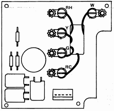 how wire a white rodgers room thermostat, white rodgers thermostat White Rodgers 1f56 301 Wiring Diagram white rodgers 4 wire 1f90 thermostat wiring diagram White Rodgers Relay Wiring