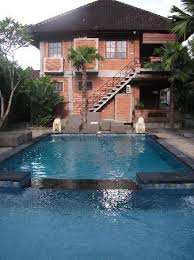 The Grand Sunti: Its nice swimming pool