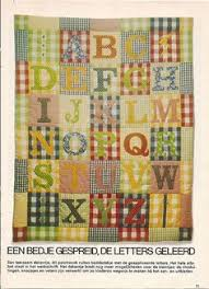 Quilt Inspiration: ABC's of Quilting (Alphabet Quilts) | One day ... & alphabet quilt Adamdwight.com