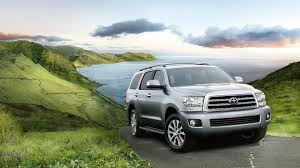 Toyota Updates Sequoia for MY 2017, Prices Start From $45,460 ...