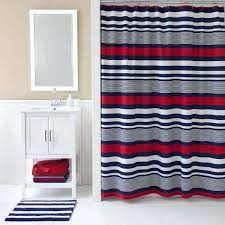 rugby curtain rugby stripe curtains luxury blue and white striped shower curtain rugby themed curtains