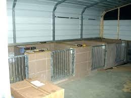 s indoor dog kennel plans outdoor building kennels flooring ideas