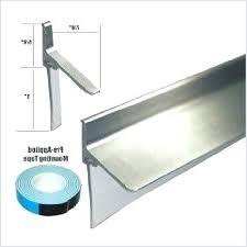 glass shower door seal doors home depot a how to frame strip