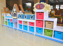 furniture toy storage. Kindergarten Furniture Kids Wooden Toy Storage Cabinet