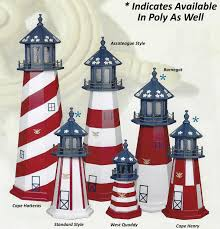 Lighthouse Bedroom Decor Garden Lighthouse How To Build A 4 Ft Wooden Lawn Lighthouse Diy