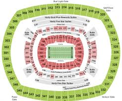 Metlife Stadium Suites Seating Chart Metlife Stadium Tickets With No Fees At Ticket Club