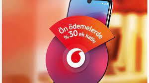 Vodafone'dan cihaz ön ödemelerinde yüzde 30 destek » Para Ajansı