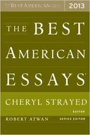 bean s books and beyond excellent essays from a variety of 2012 2015 essay anthologies