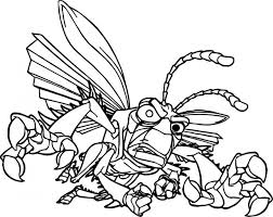Small Picture Coloring Pages Animals Moths Insect Coloring Page Insect