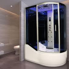steam shower. Insignia INS8059 1700mm Steam Shower Cabin Whirlpool Bath LEFT HAND T