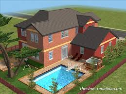 Wonderful bedrooms page pre made house plansSloping lot house plans craftsman style unusual house