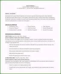 Sample Dental Hygiene Resume Stupendous Dental Hygiene Resume Examples For Your Job