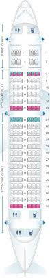 United Plane Seating Chart Seat Map United Airlines Airbus A319 Version 1 Seatmaestro