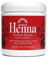 Rainbow Research <b>Henna</b> Hair Color and <b>Conditioner</b>, Dark Brown ...